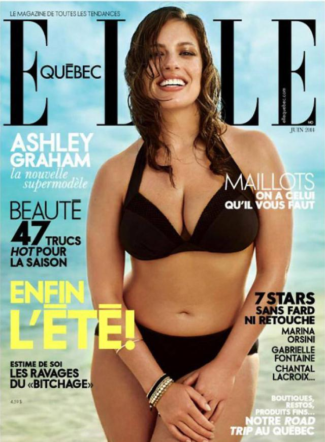 ashley-graham-en-couverture-du-magazine-elle