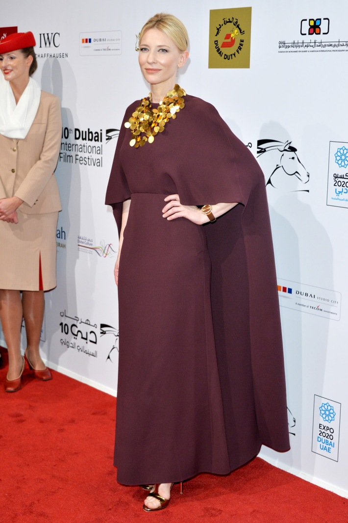 2013 Dubai International Film Festival - Day 1